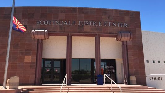 Scottsdale Justice Center.