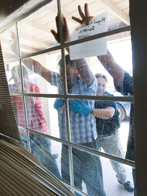 """According to ICE officials in Phoenix, all four cities have been cooperative with the agency in terms of handling detainers issued by the agency against people identified to be in the country illegally. An ICE memo previously had identified only one Arizona community with policies that could be deemed """"sanctuary,'' South Tucson, based on local officials' insistence that federal officials reimburse the city for the cost of holding individuals for ICE detainers. A separate report issued by the U.S. Department of Homeland Security in October 2014, which identified jurisdictions with policies that would not cooperate with immigration detainers, or would not do so without a court order or under special circumstances, did not include any Arizona jurisdiction."""