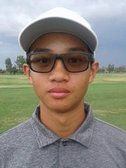 Oscar Gabriel Salvanera, golfer from Queen Creek, is azcentral sports' Male Athlete of the Week, presented by La-Z-Boy Furniture Galleries, for Nov. 3-10.