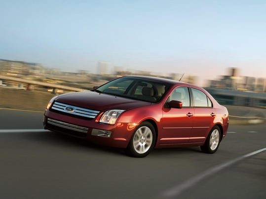 2008 Ford Fusion 082407products