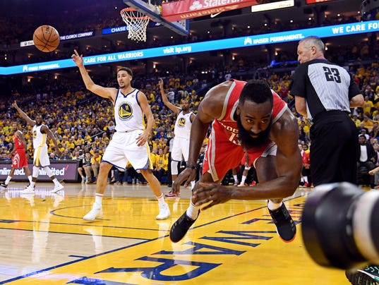 James Harden agrees with Mike D'Antoni: Rockets 'played soft'