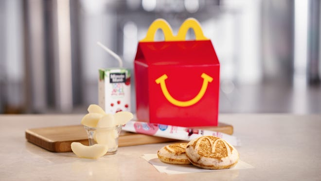 McDonald's is trying out an all day breakfast Happy Meal in Tulsa. If it succeeds, it could be rolled out nationwide as soon as next year.