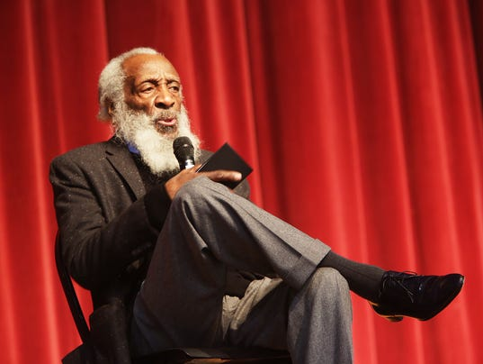 Twitter reacts to passing of Dick Gregory