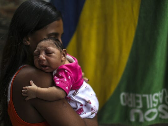 Commercial test for Zika virus could be available within weeks