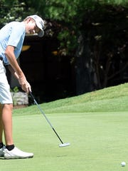 Hendersonville 16-year-old Bryce Lewis shot 68 to qualify