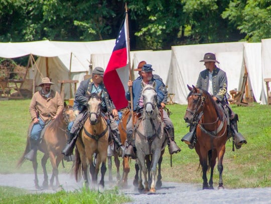 Steam into History presents its first Civil War Weekend,