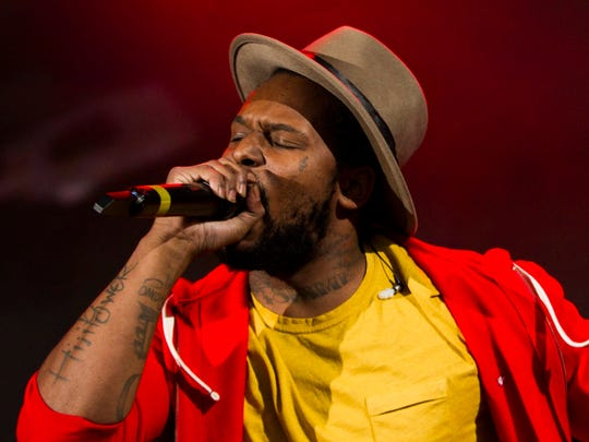 "Schoolboy Q, coming to Summerfest on July 7, has a couple of top albums out, including ""Blank Face LP"" in 2016."