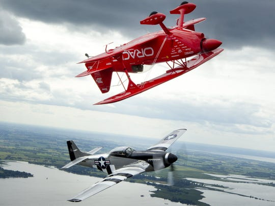 Thousands of planes, pilots and aviation enthusiasts travel to Oshkosh for EAA AirVenture, which starts its weeklong run on Monday at Wittman Regional Airport.