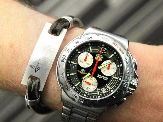 TAG 500 Edition watch.