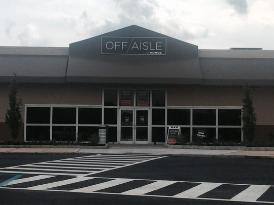 Off/Aisle by Kohl's is the retailer's first outlet store. It will open in Cherry Hill in early June.