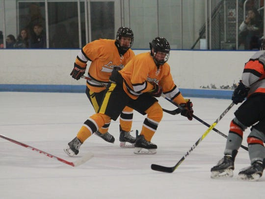 John Gelatt of St. John Vianney had two points in the Lancers 3-2 win over Middletown North on Friday.