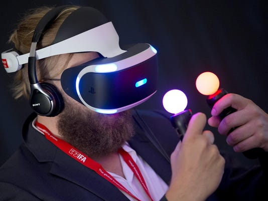 Sony Morpheus VR real or hype