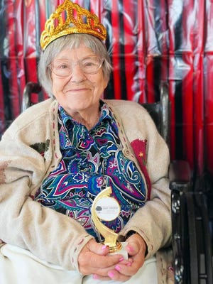 Vivian Ruth Powers Stiles Glessner turns 100 years old on Sunday. Glessner is older than almost every team in the NFL.