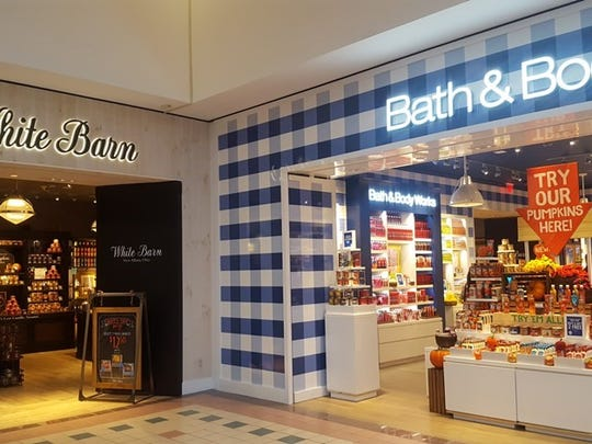 White Barn Home Fragrance Collection, a division of Bath and Body Works, opened its second store in upstate New York.