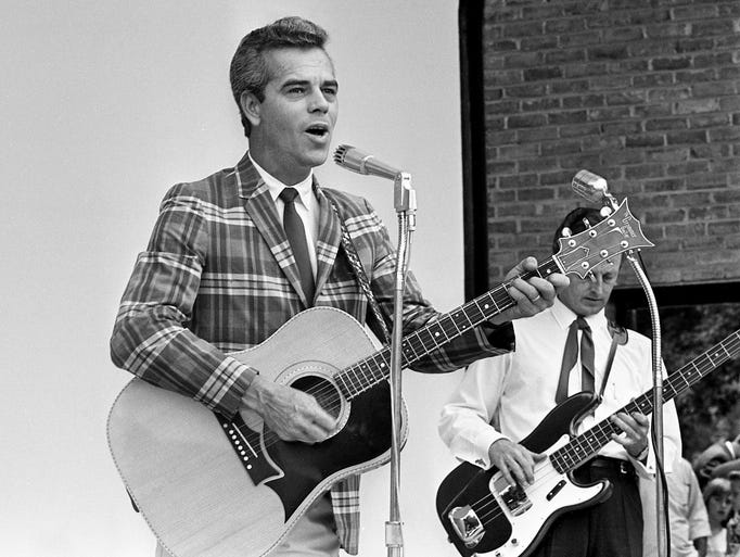 Nashville Then June 1967