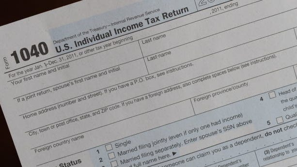 The IRS received nearly 83 million individual income tax forms by March 21, 2014.