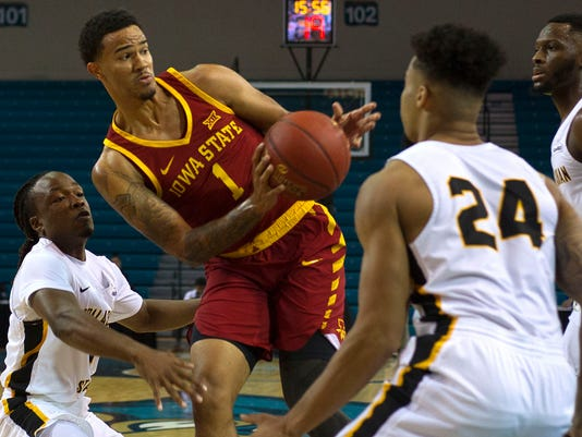 NCAA Basketball: Puerto Rico Tip-Off-Iowa State vs Appalachian State