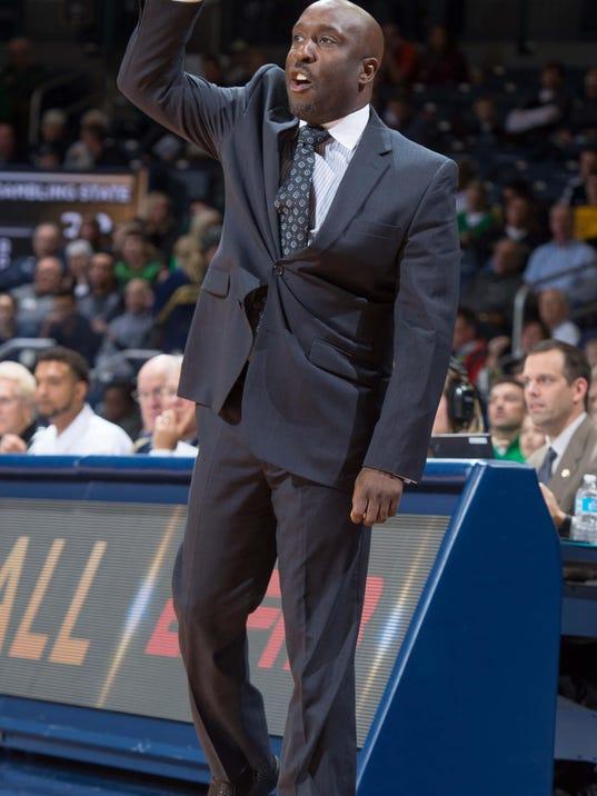 NCAA Basketball: Grambling State at Notre Dame