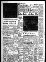 Battle Creek Sports History: Week of Dec. 15, 1966