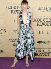 """Actress Erin Darke attends the """"Good Girls Revolt"""" New York Screening at the Joseph Urban Theater at Hearst Tower on October 18, 2016 in New York City."""