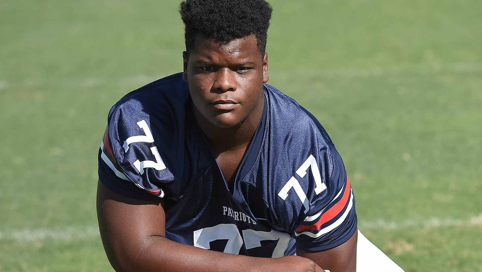 MRA lineman Saahdiq Charles is the next big-time player