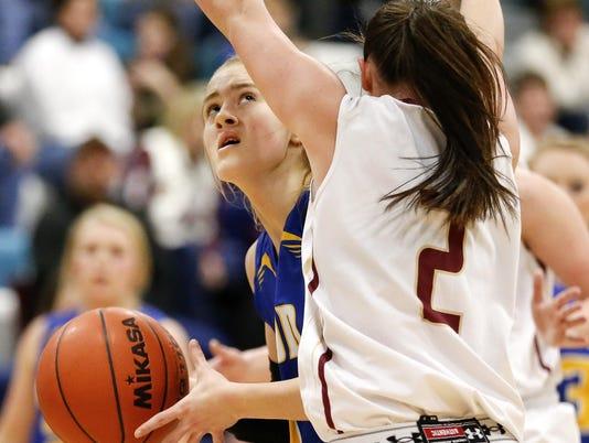 Girls 8C Highwood v Fort Benton 3