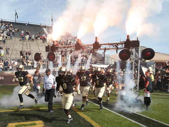 Purdue is 2-22 in conference play under Darrell Hazell,