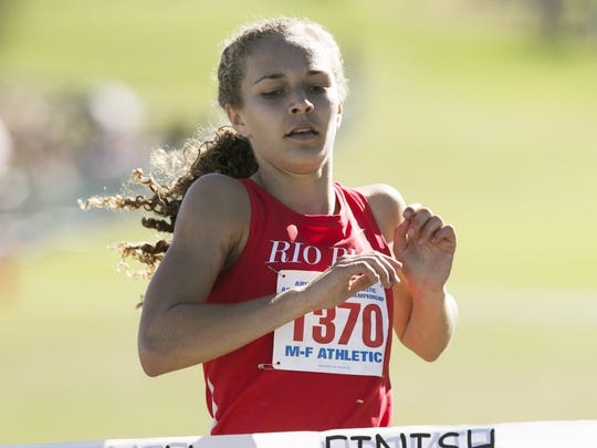 Rio Rico's Allie Schadler is a finalist for the 2016 Arizona Sports Awards Female Athlete of the Year.