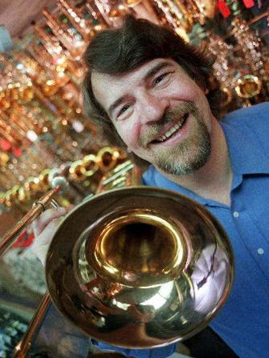 Chris Brubeck will be a part of a symphony at The Maryland Theater this weekend.