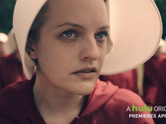 Hulu's original series 'The Handmaid's Tale,' starring Elizabeth Moss, won five Emmys including lead actress in a drama and best drama.