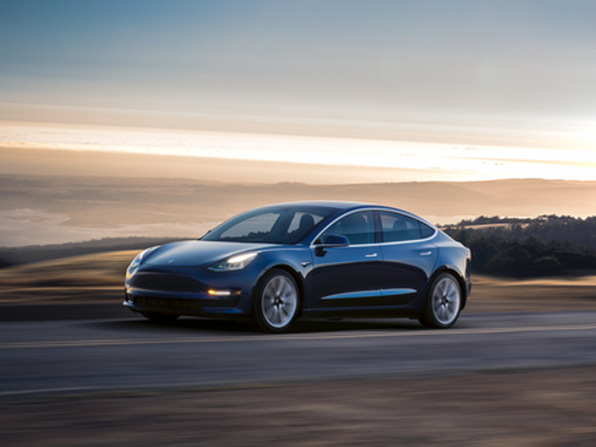 Tesla's Model 3 is positioned as the company's entry level car which has been facing a series of delays.