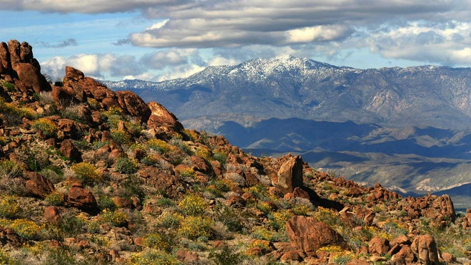 The 650,000-acre Anza-Borrego State Park is an outdoor adventurer's paradise.