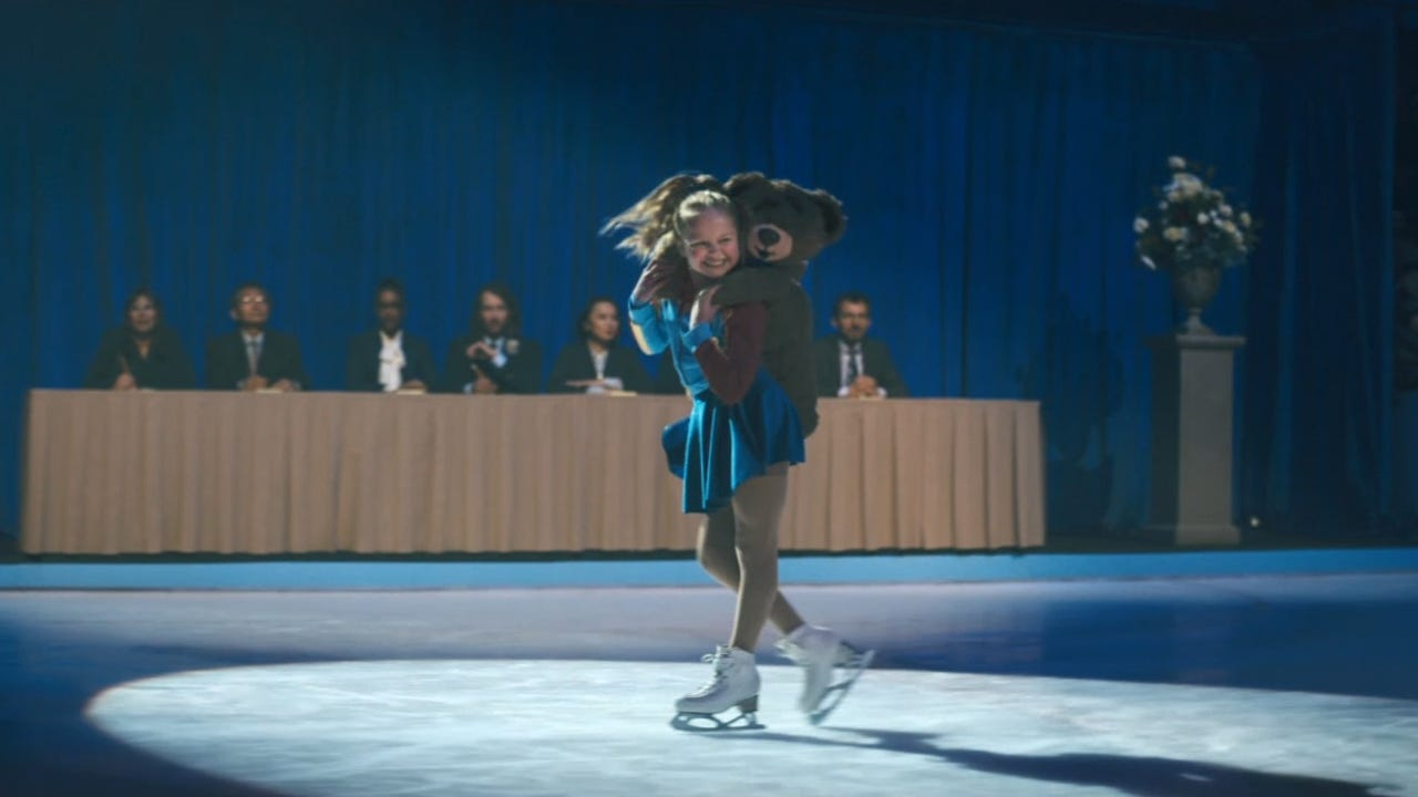 Figure of Confidence Olympics commercial was conceived by Bronxville resident.