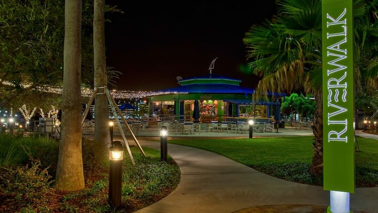 Riverwalk Grand Opening on March 28