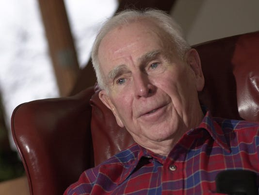Retired general fought wars, advised Reagan