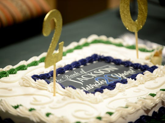 Bank of Jackson held their 20 year anniversary celebration