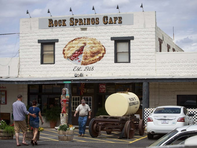Rock Springs Cafe | Monday through Thursday are the