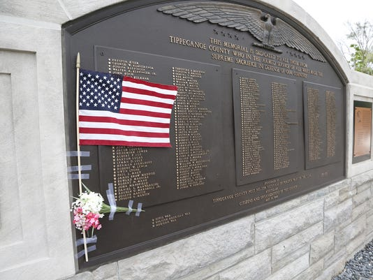 LAF Vietnam memorial not ready for holiday