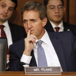 Roberts: Jeff Flake shows he's a man of honor