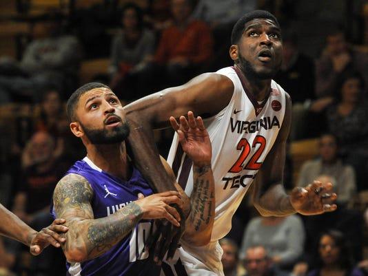 NCAA Basketball: High Point at Virginia Tech