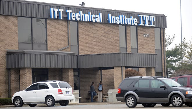 ITT Technical Institute's Carmel-based parent company filed for bankruptcy in September 2016, under pressure from federal regulators and mounting complaints.