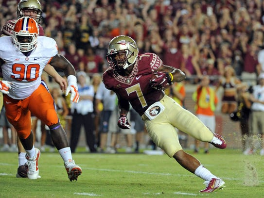 Mario Pender could become the starting running back