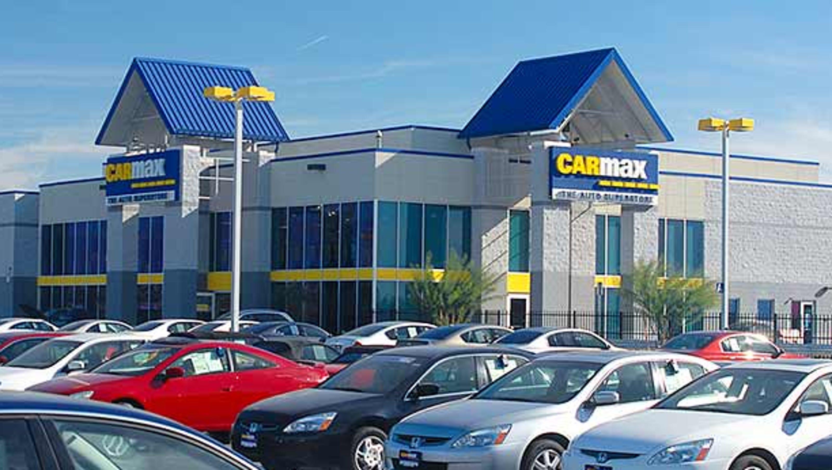 Carmax Hiring For 25 Jobs Near Newark