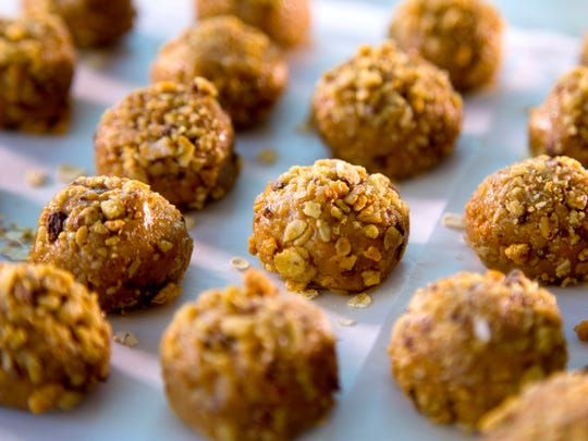 Robin Miller, chef and food writer, makes Honey Nut