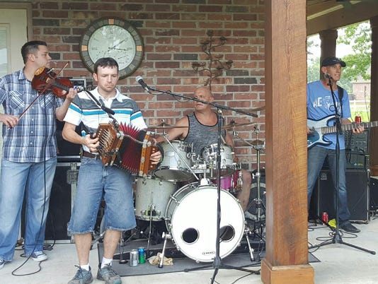 Cajun Country Band