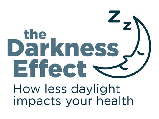 """The Darkness Effect"" series will look at how our bodies are affected by less sunlight and offer valuable tips to avoid negative effects."