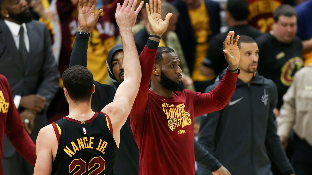 SportsPulse: USA TODAY Sports' Jeff Zillgitt breaks down the Cavaliers' huge win over the Celtics in Game 3 of the Eastern Conference finals and what to expect in a pivotal Game 4.