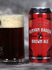 Bunyan Badger Brown Ale