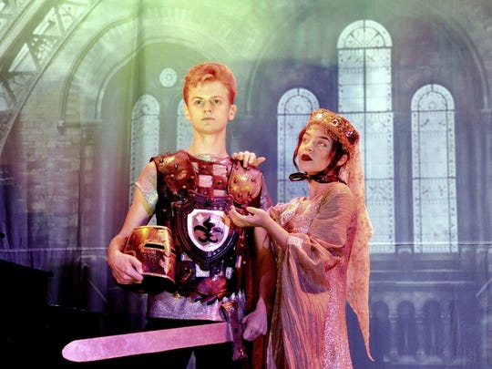 """The Young Actors Theatre welcomes summer with the Broadway hit """"Pippin."""""""