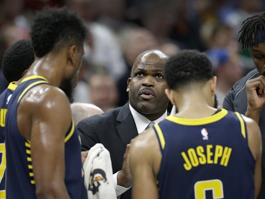 Pacers coach Nate McMillan has fond memories of his